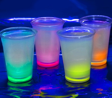 cool glow cups 12oz.