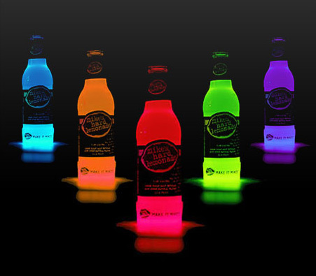 cool glow bottle collars